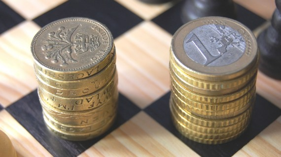 ¿Habrá paridad euro/libra?: 'Give me two'…¿en Londres?